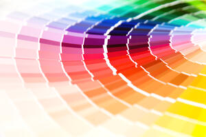 Color consistency across printed marketing materials