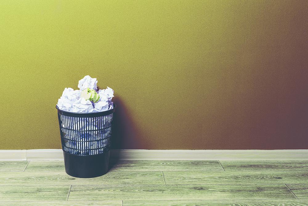 Reduce Marketing Trash with Marketing Resource Management